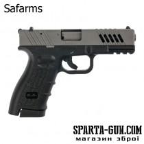 Травматичний пістолет SAFARMS S.A.-911A к.9 мм