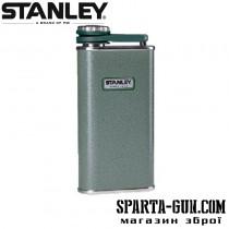 Фляга STANLEY Classic 0.23 L зелена