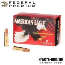 Патрон нарізний Federal American Eagle Promo 22LR, 38GR