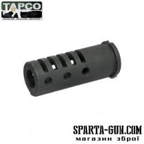Гальмо дульне Tapco Slot для АК (різьблення 14х1)