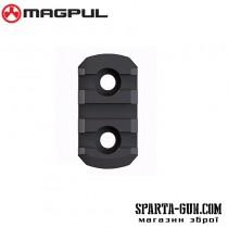 Планка Magpul M-LOK полімер 3 слотів