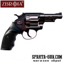 """Револьвер Флобера ZBROIA Snipe 3 """"(пластик)"""