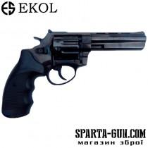 """Револьвер Флобера Voltran Ekol Viper 4.5 """"(чорний / пластик)"""