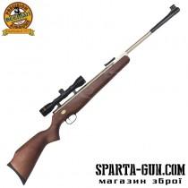 Гвинтівка пневматична Beeman Silver Kodiak Gas Ram