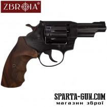 "Револьвер Флобера ZBROIA Snipe 3 ""(дерево)"