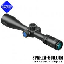 Приціл Discovery Optics VT-T 4-16x50 SFVF (30 мм, без підсвічування)