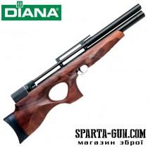 Гвинтівка пневматична Diana Skyhawk Walnut PCP 4,5 мм