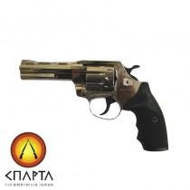 Револьвер Флобера ALFA model 440 (никель, пластик)