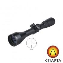 Прицел BSA Advance 2.5-10х50 IRG430, 30 mm, P-Flex, подсветка