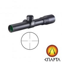 Оптический прицел BSA пистолетный 2х20