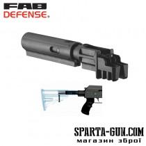 Адаптер приклада FAB Defense SBT-K для АК-47 з компенсатором віддачі