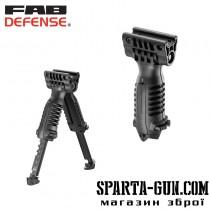 Рукоятка передня FAB Defense T-POD тактична