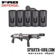 Патронташ FAB Defense на 5 патронів 12 кал.