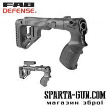 Приклад FAB Defense для Remington 870 з регульованою щокою