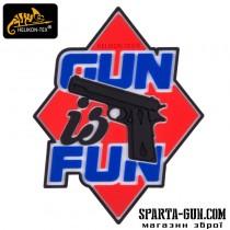 Емблема GUN IS FUN
