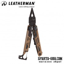 Мультитул LEATHERMAN SIGNAL-COYOTE Standard