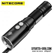 Ліхтар підводний Nitecore DL10 (Cree XP-L HI V3 + Red LED 1000 люмен, 5 режимів, 1х18650)