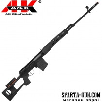 Снайперська гвинтівка СВД (SVD)
