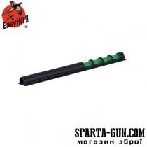Зелена оптоволоконна мушка HUNTING BEAD EASYHIT 2.5 мм