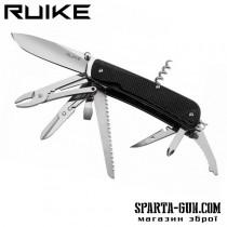 Ніж багатофункціональний Ruike Trekker LD51