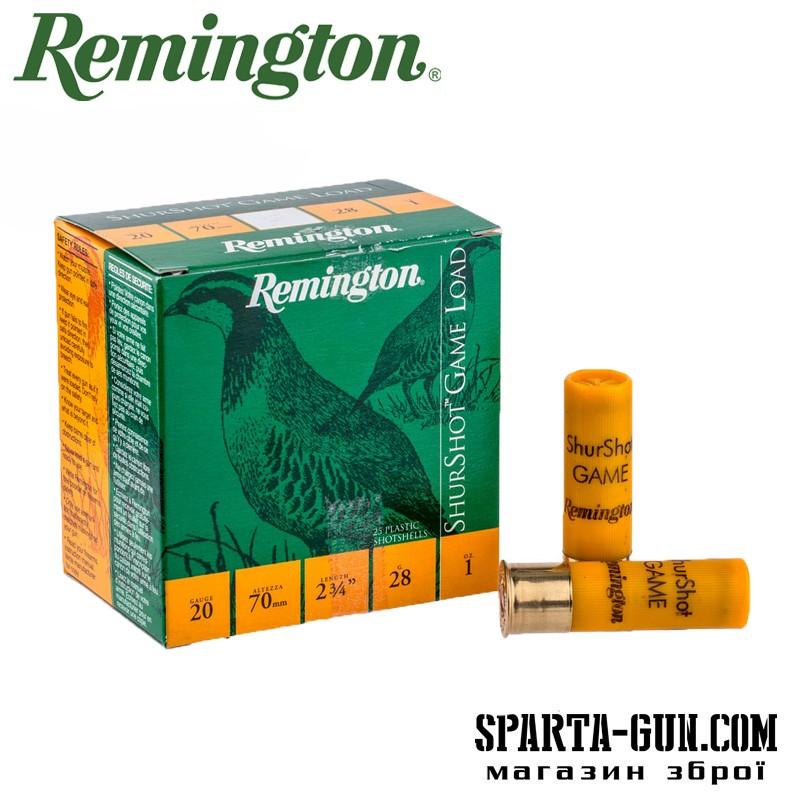 Remington BP Shurshot Load Game 28 (3)