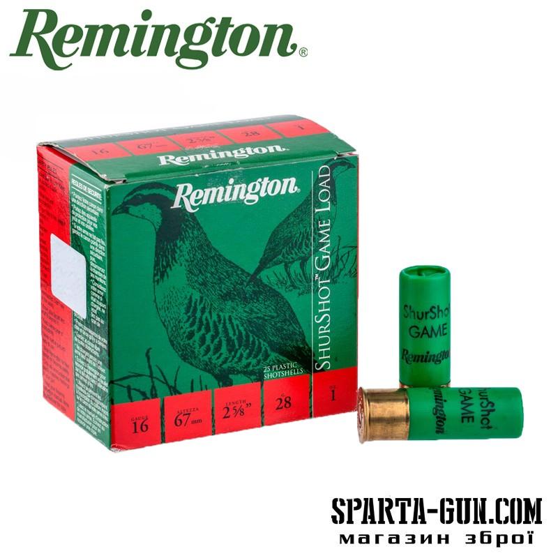 Remington BP Shurshot Load Game 28 (4)