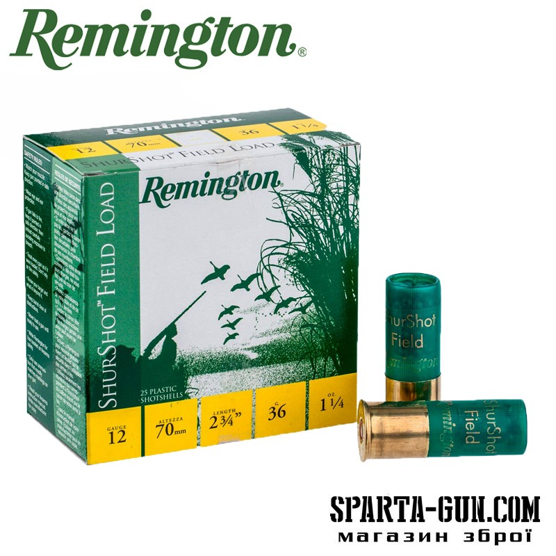 Remington BP Shurshot Field Load 36 (1)