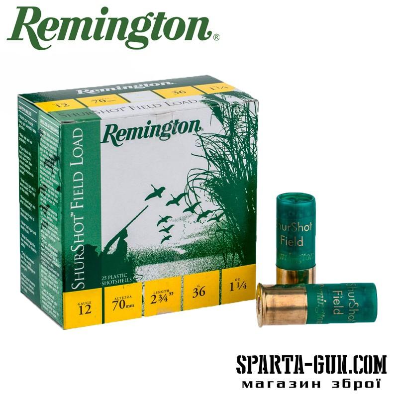 Remington BP Shurshot Field Load 36 (2)