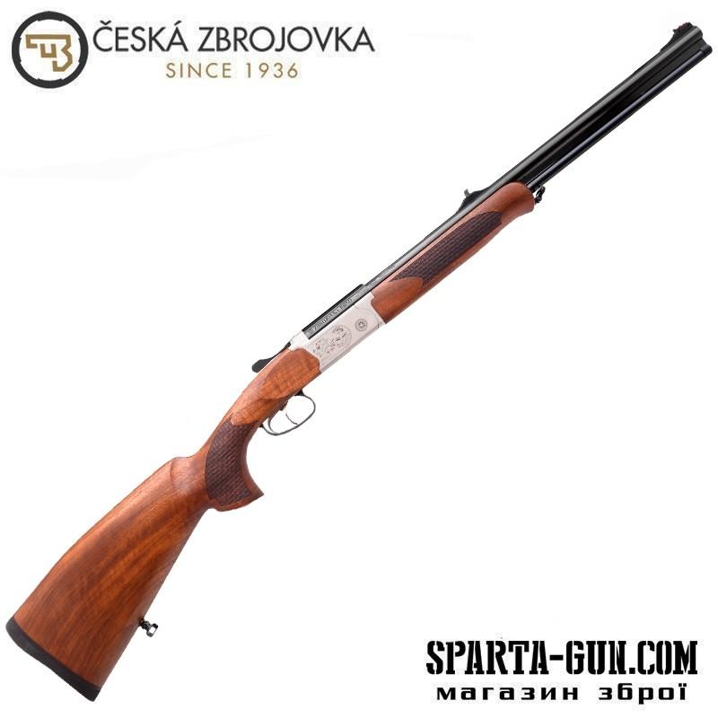 Ружье комбинированное CZ Brno Combo 12x76/30-06 (с кейсом