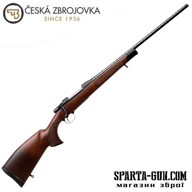 Карабин нарезной CZ550 Exclusive Ebony Edition кал.30-06