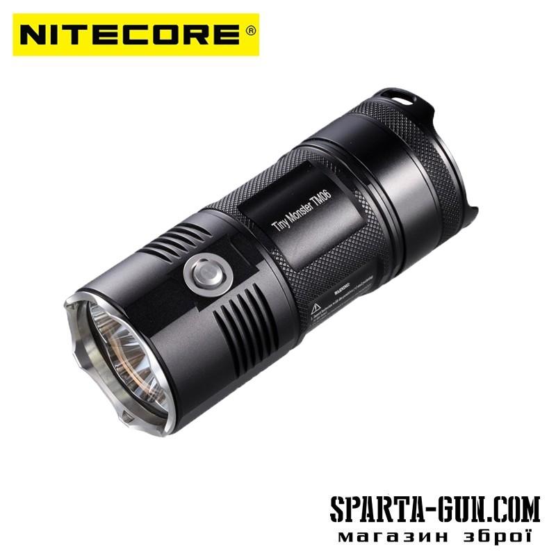Фонарь Nitecore TM06 (Cree XM-L2 U2, 3800 люмен, 8 режимов, 4x18650)