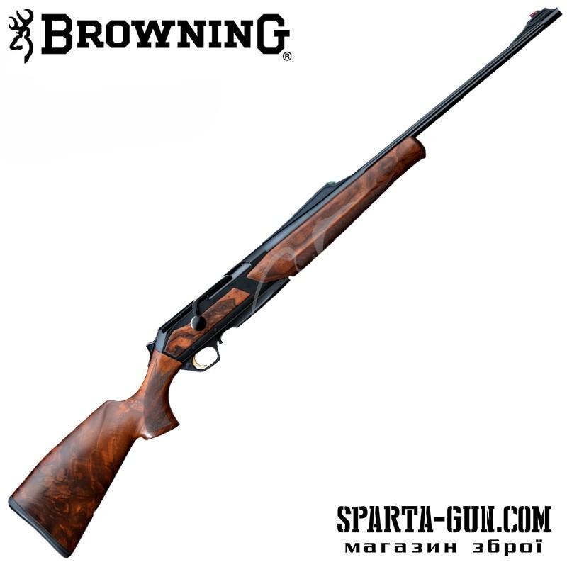 Карабин Browning Maral Fluted HC кал. 308 Win з прицілом Yukon, планкою Browning, кільцями Warne