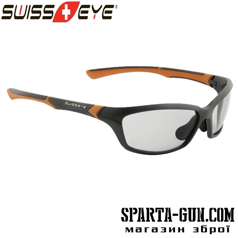 Очки Swiss Eye Drift цвет оранжевый/черный