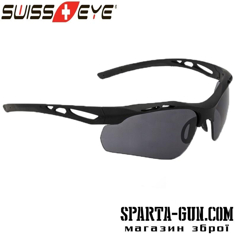 Очки баллистические Swiss Eye Attac цвет черный