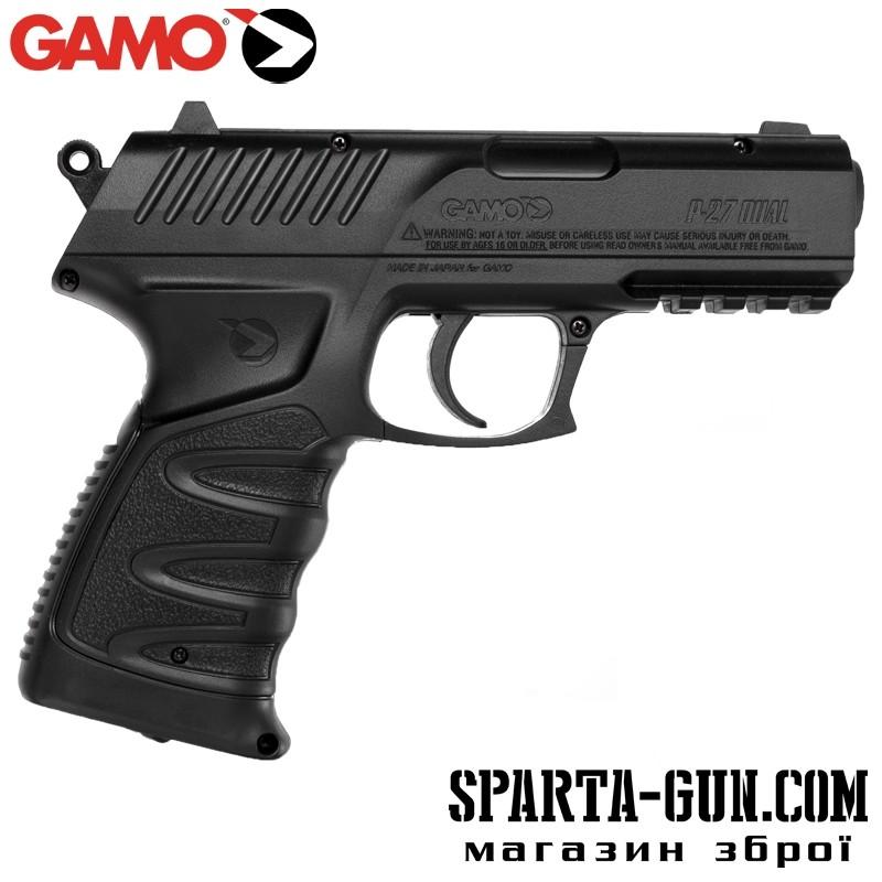 Пистолет пневматический Gamo P-27