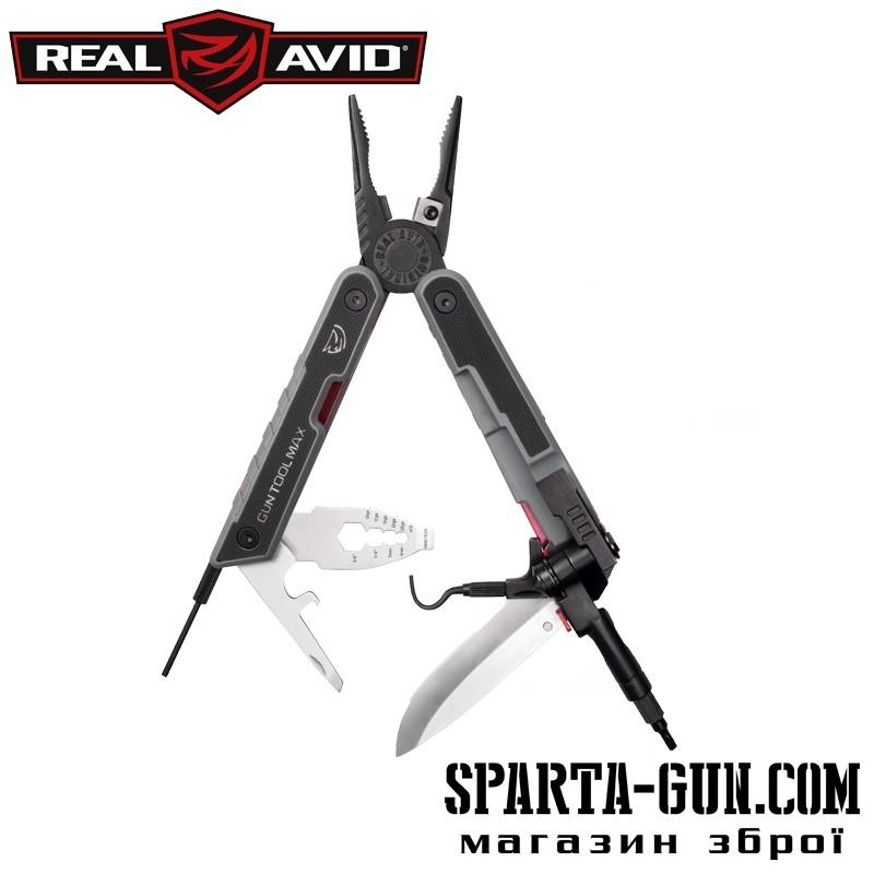 Мультиинструмент Real Avid Gun Tool Max
