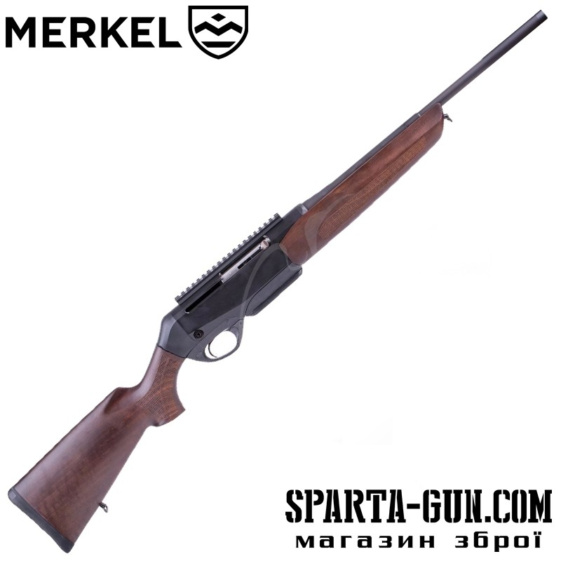 Карабин Merkel SR1 Basic Suppressor кал. 308 Win (7,62/51)