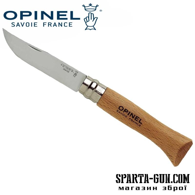 Нож Opinel №6 Inox