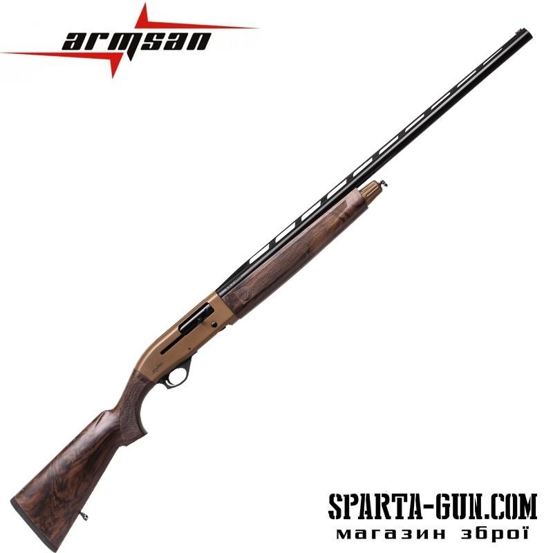 Ружье охотничье Armsan MMXVI Bronze Walnut 12/76 High Rib
