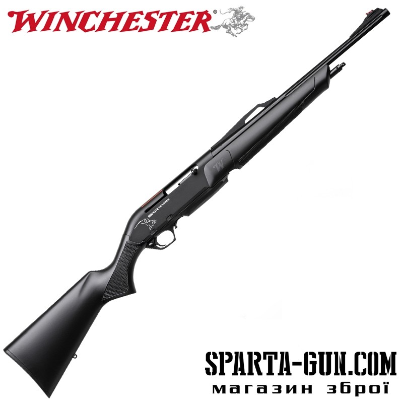 Карабин нарезной Winchester SXR Black Tracker Fluted кал.308Win