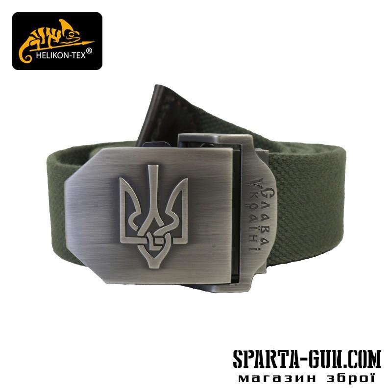 Ремень с Гербом Украины