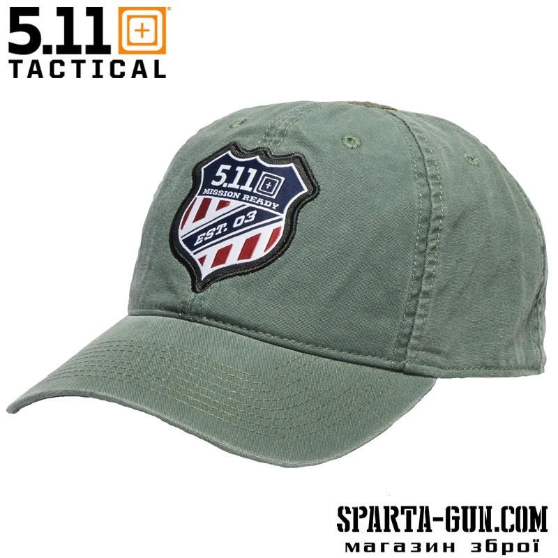 Бейсболка 5.11 MISSION READY 2.0 CAP