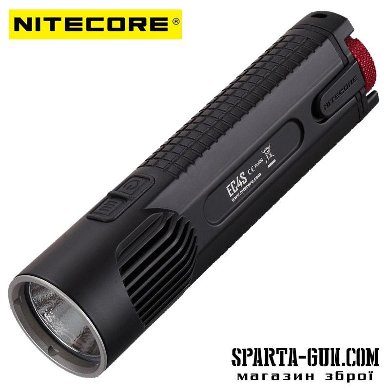 Фонарь Nitecore EC4S (Cree XHP50, 2150 люмен, 8 режимов, 2x18650)