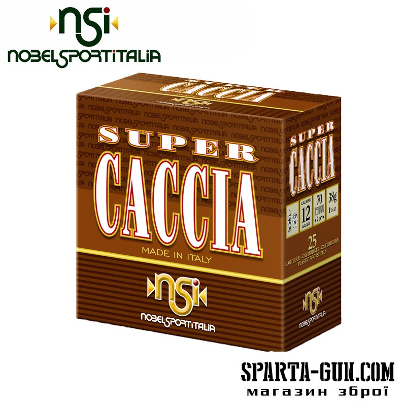 NOBEL SPORT ITALY SUPER CACCIA 38 (4/0)