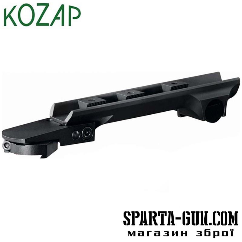 Крепление KOZAP шина Zeiss на CZ 550 (54)