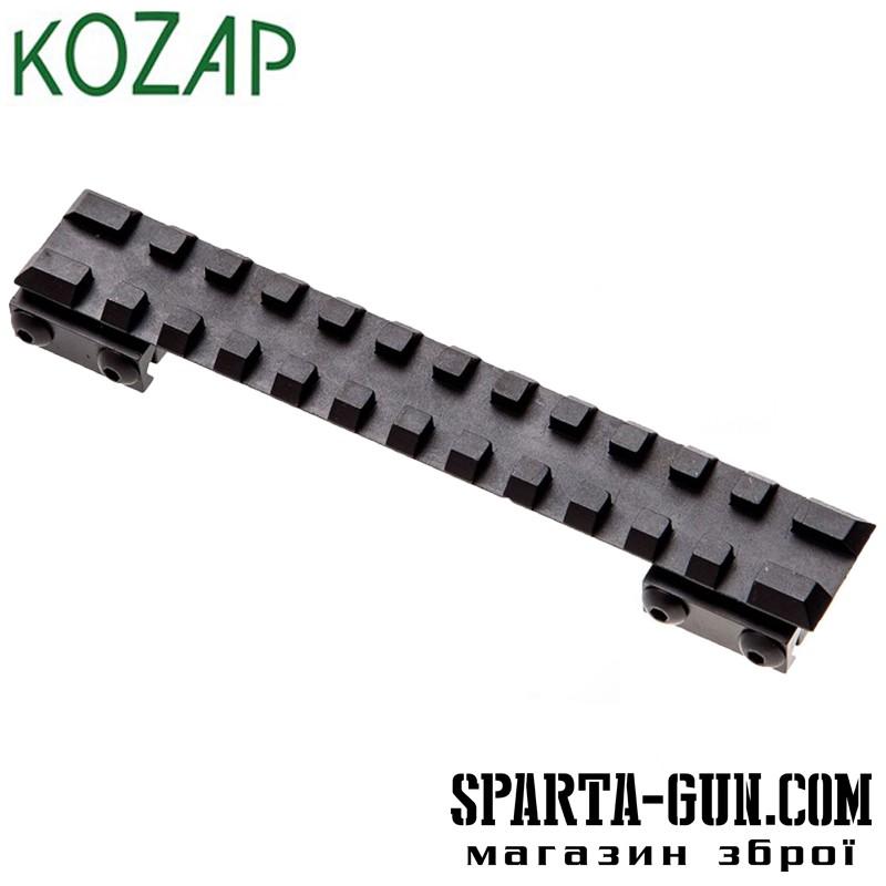 Планка KOZAP Picatinny на CZ 550/557 (68)