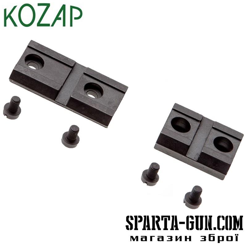 Планка KOZAP Weawer на Remington 700 (51) короткая