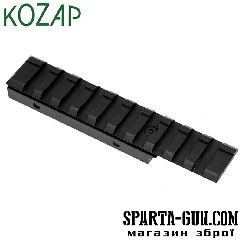 Планка KOZAP Picatinny на Brno Combo (68)