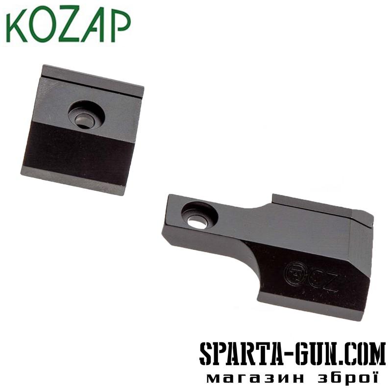 База KOZAP для CZ 550/557 (13) 2 части удлиненная