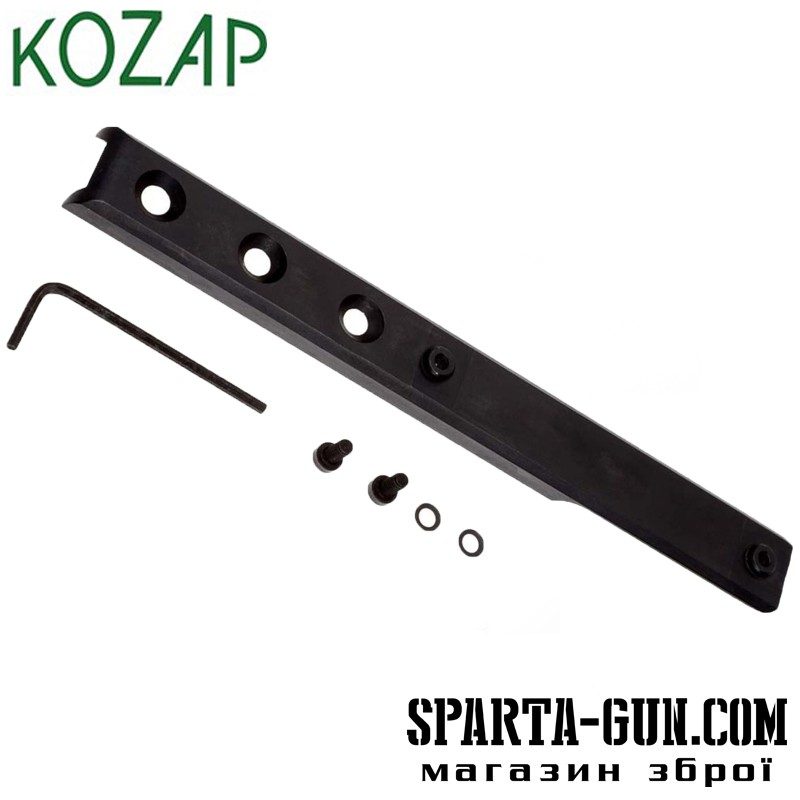 Планка KOZAP под ПНВ Pulsar для Blaser R8/R93 (84)